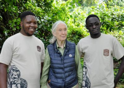 James Watuwa - Jane Goodall