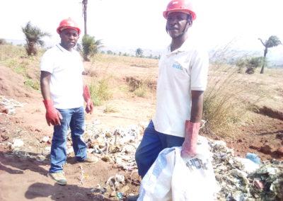 Gerlance KAMBALE MUSAVULI - Waste management